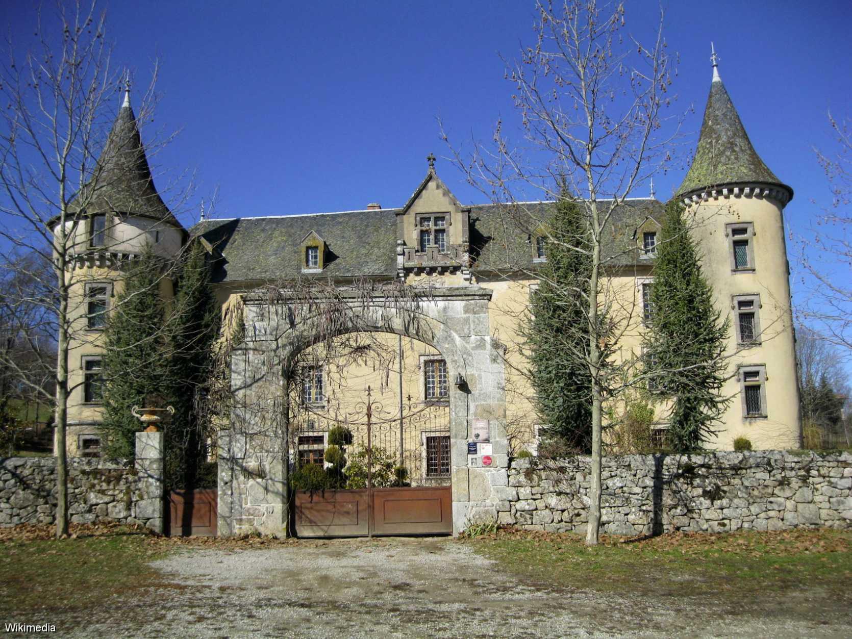 Château de Bessonies (Lot)