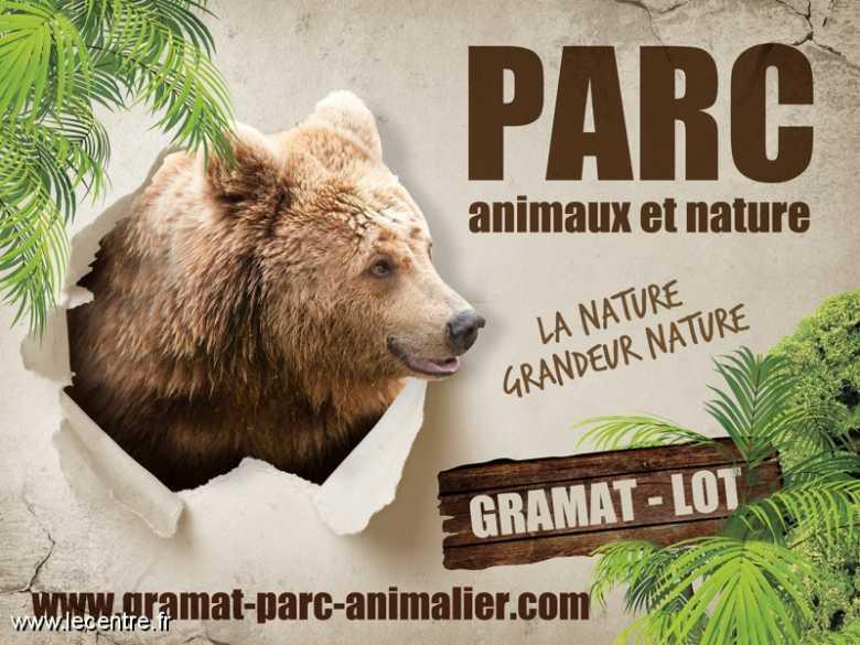 Parc Animalier de Gramat (Lot)