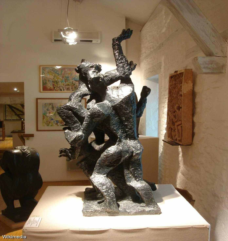 Musée Zadkine (Les Arques - Lot)