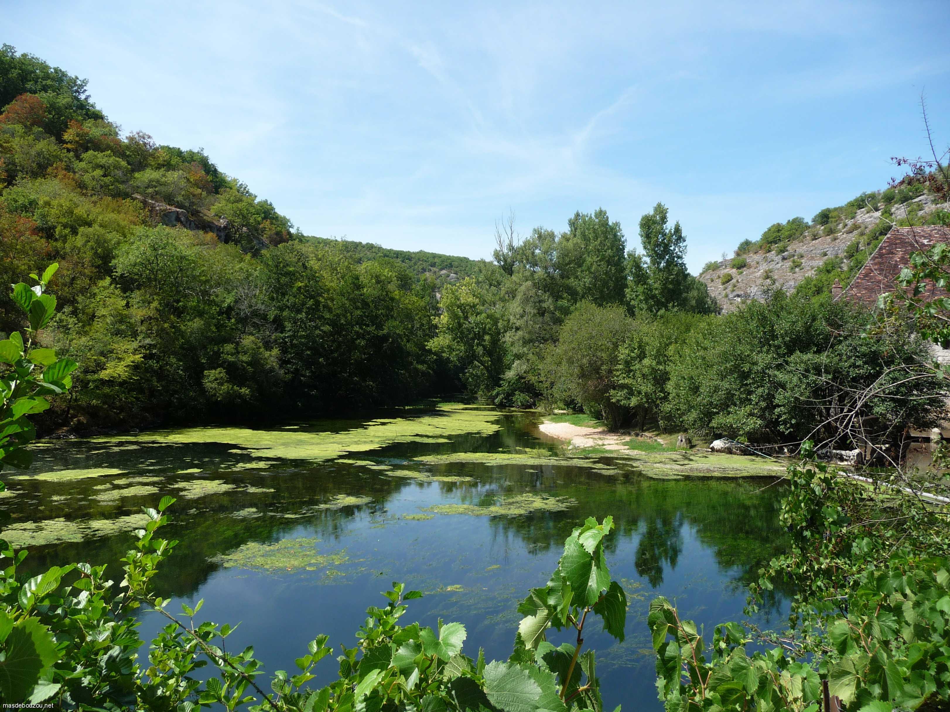 La Vallée de l'Ouysse