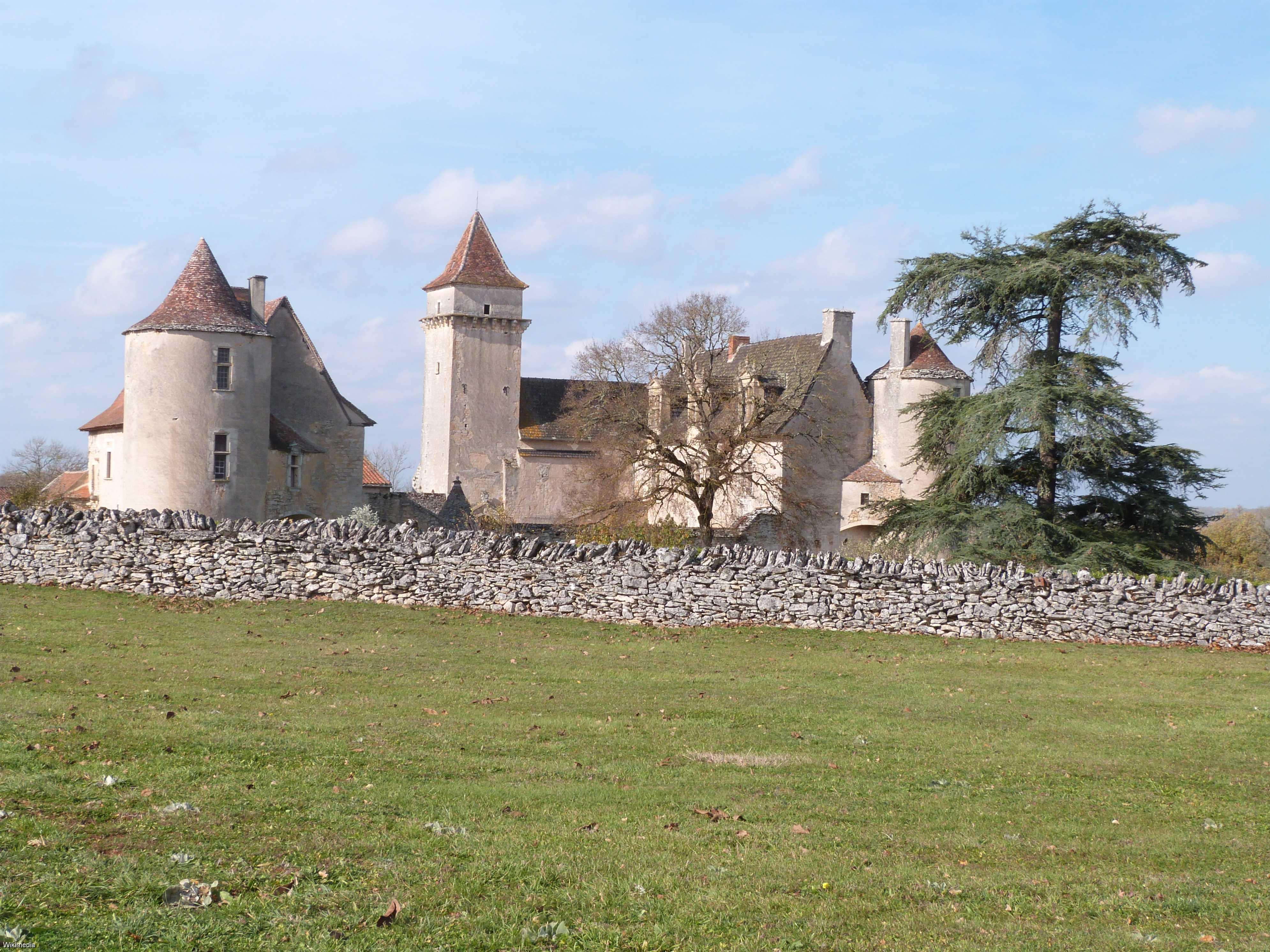 Château de Couanac (Lot)