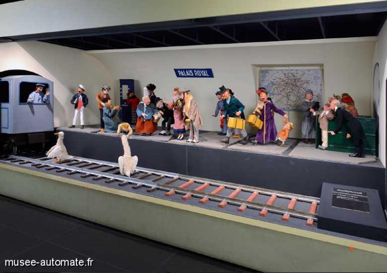 Musée de l'Automate à Souillac