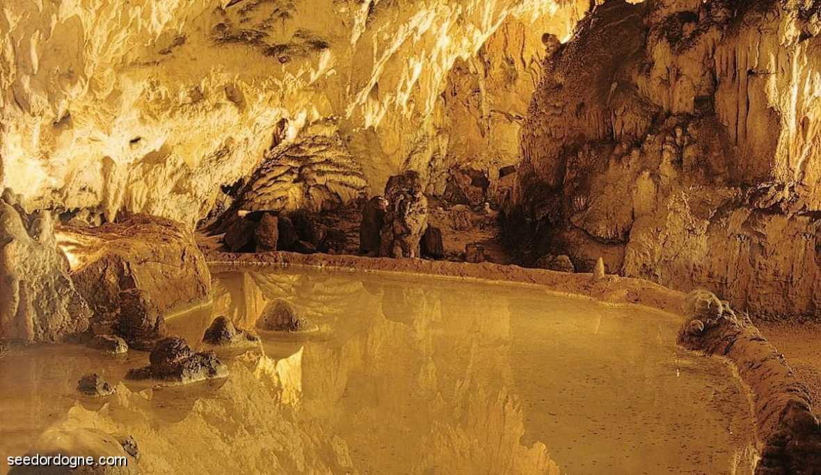 Les grottes des Merveilles