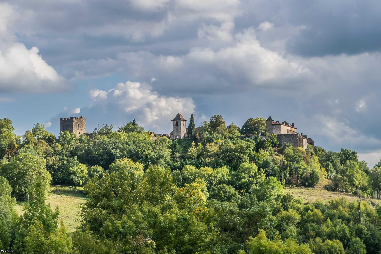 Visiter Capdenac-le-Haut : plus beau village de France en 2010 - Lot