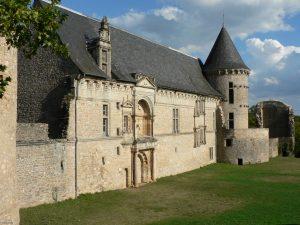Château d'Assier dans le Lot