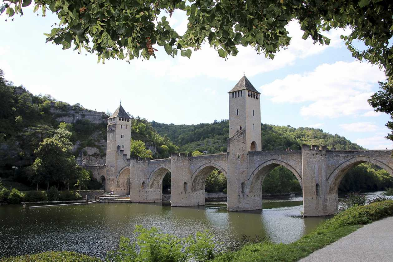 Paysage Cahors
