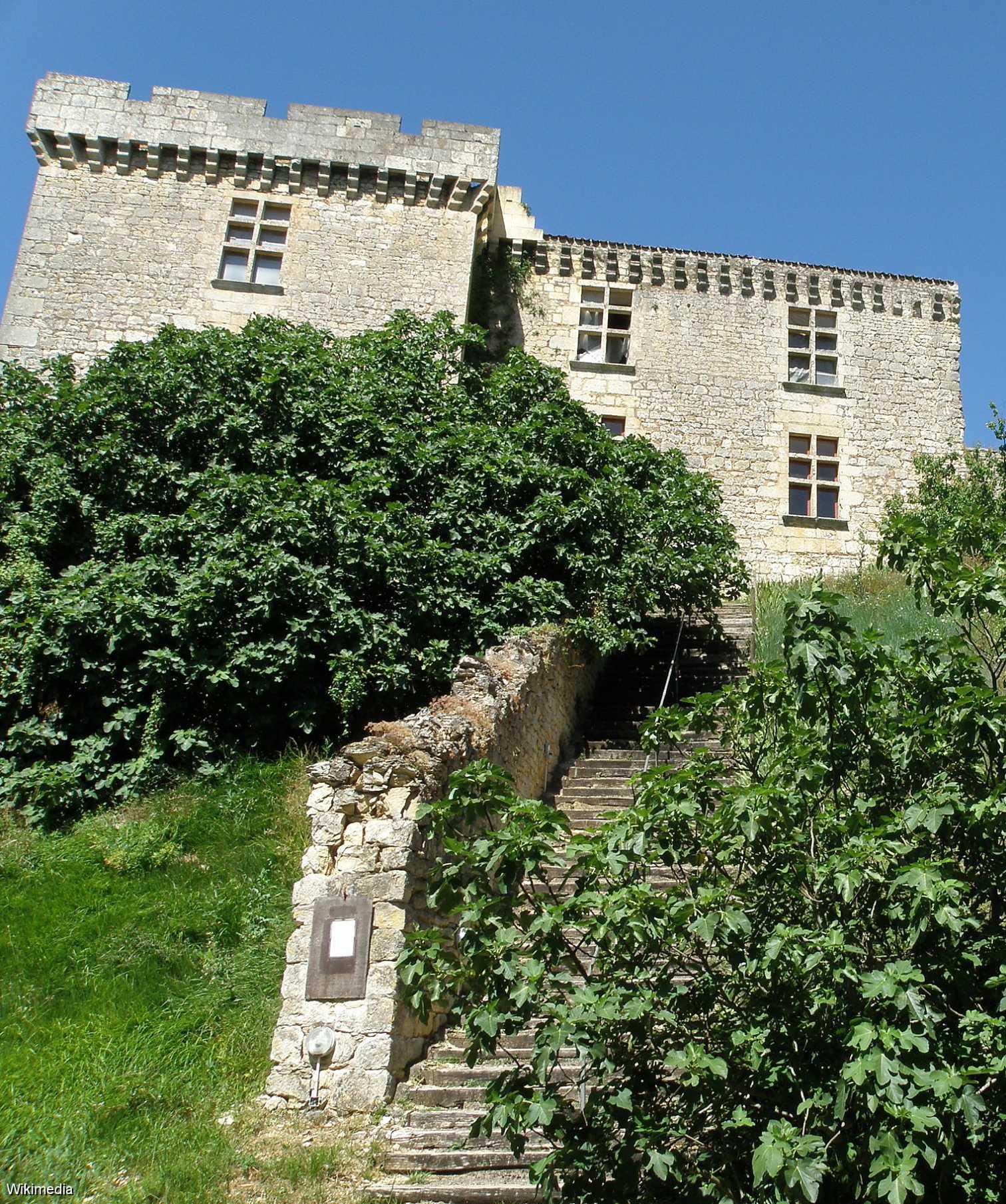 Château de la Coste au coeur du Lot