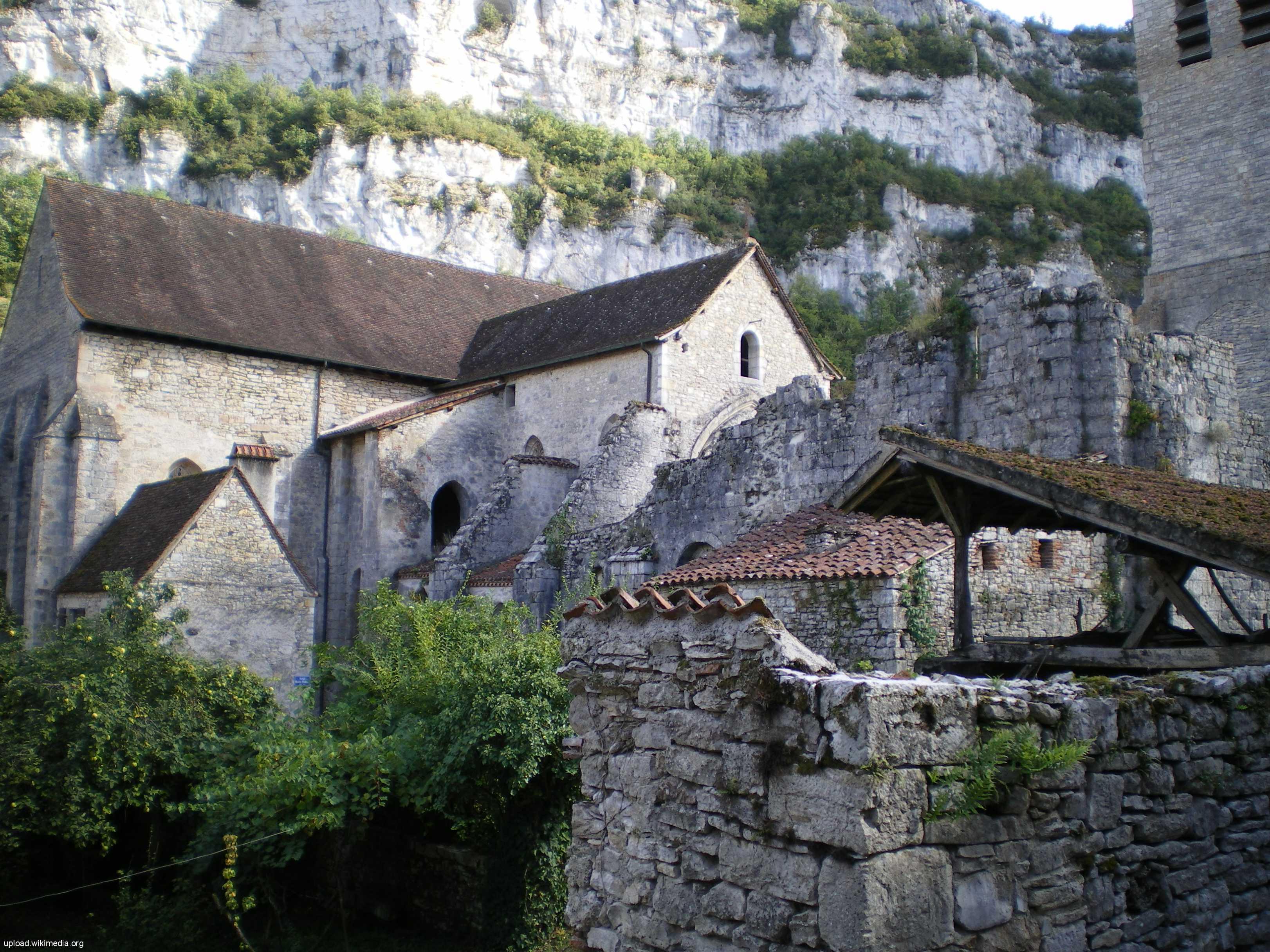 Visiter Marcilhac-sur-Célé (Lot)