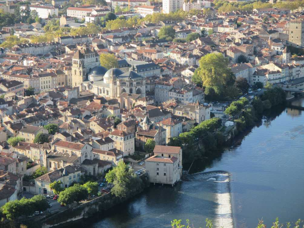 paysages Cahors