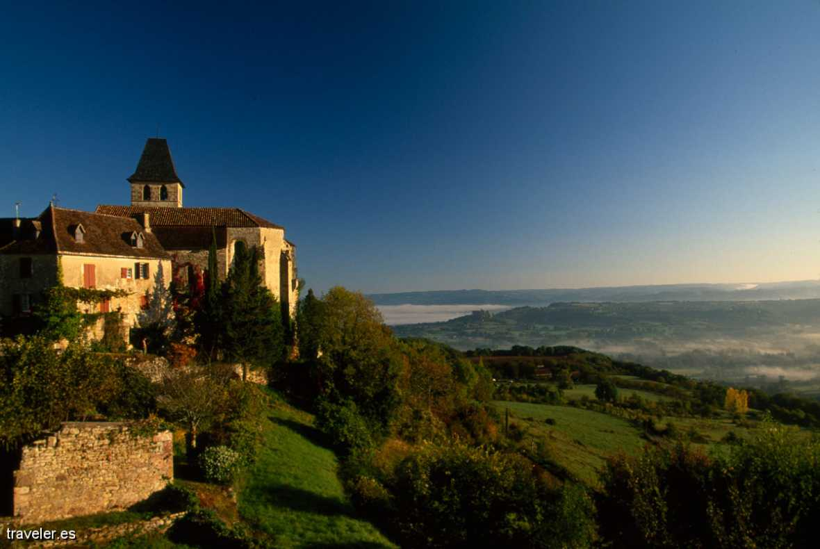 Visiter Loubressac (Lot)
