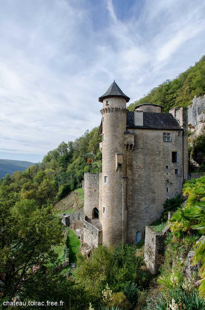 Château de Larroque-Toirac - Lot