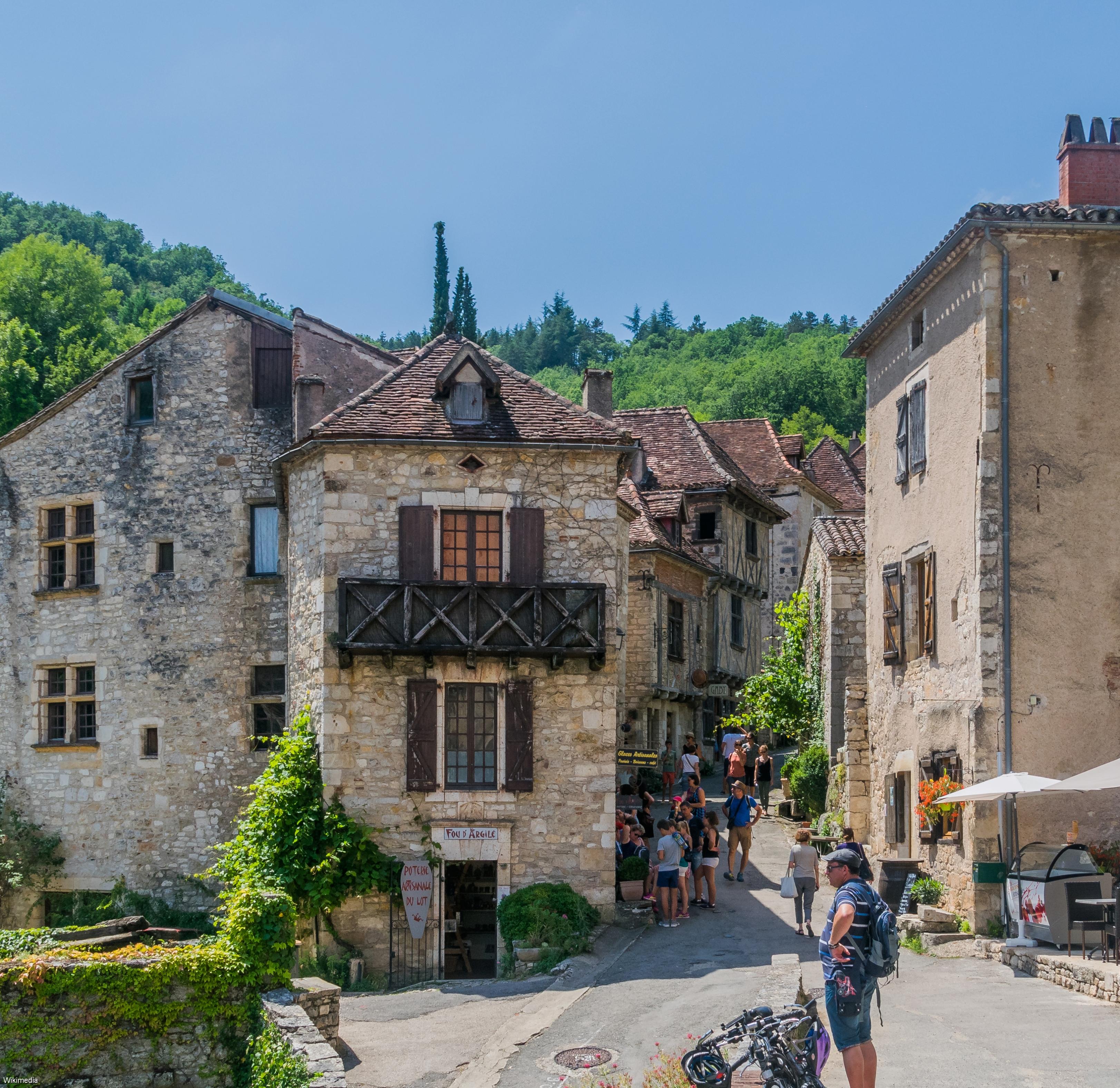 Visiter Saint-Cirq-Lapopie