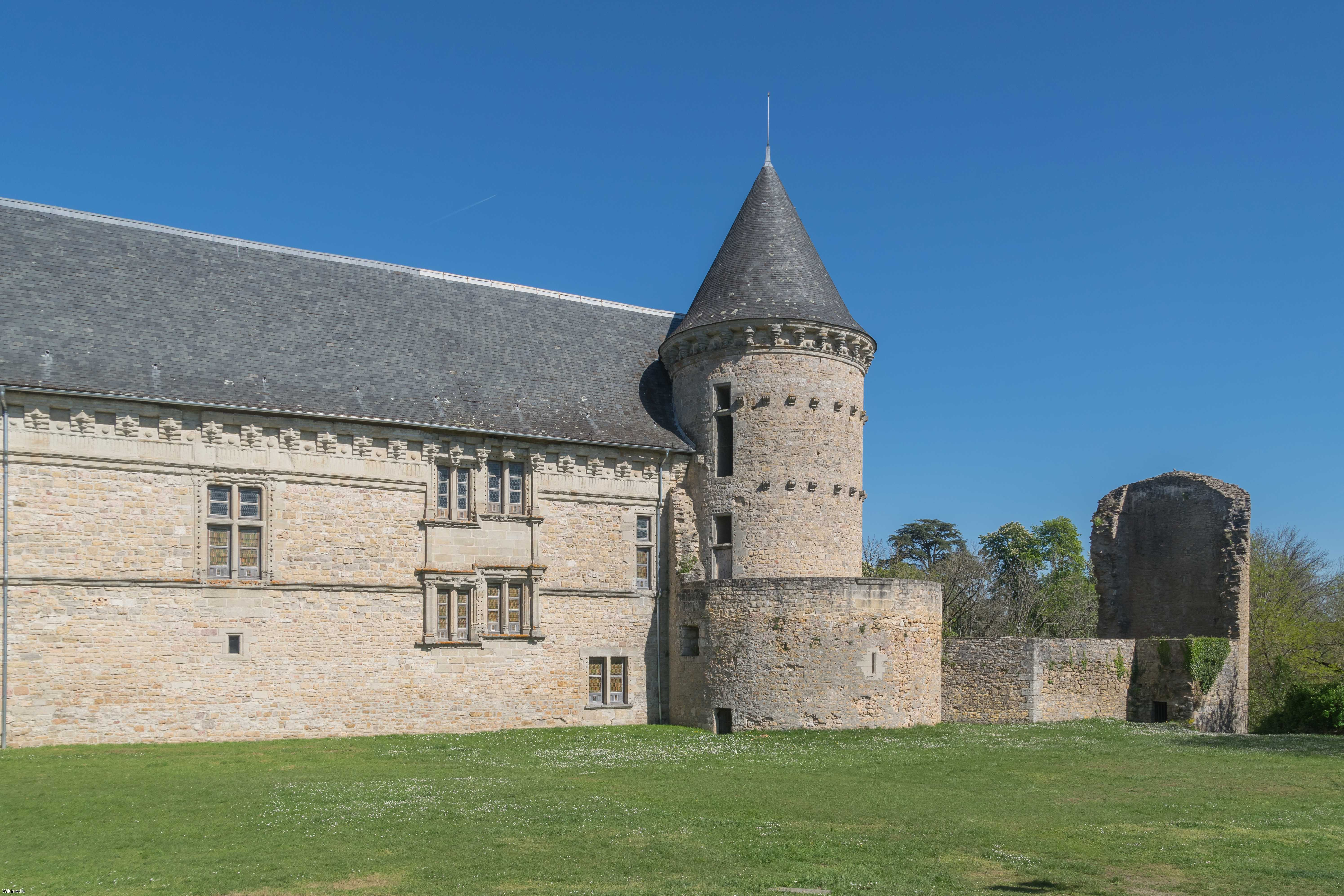 Château d'Assier (Lot)