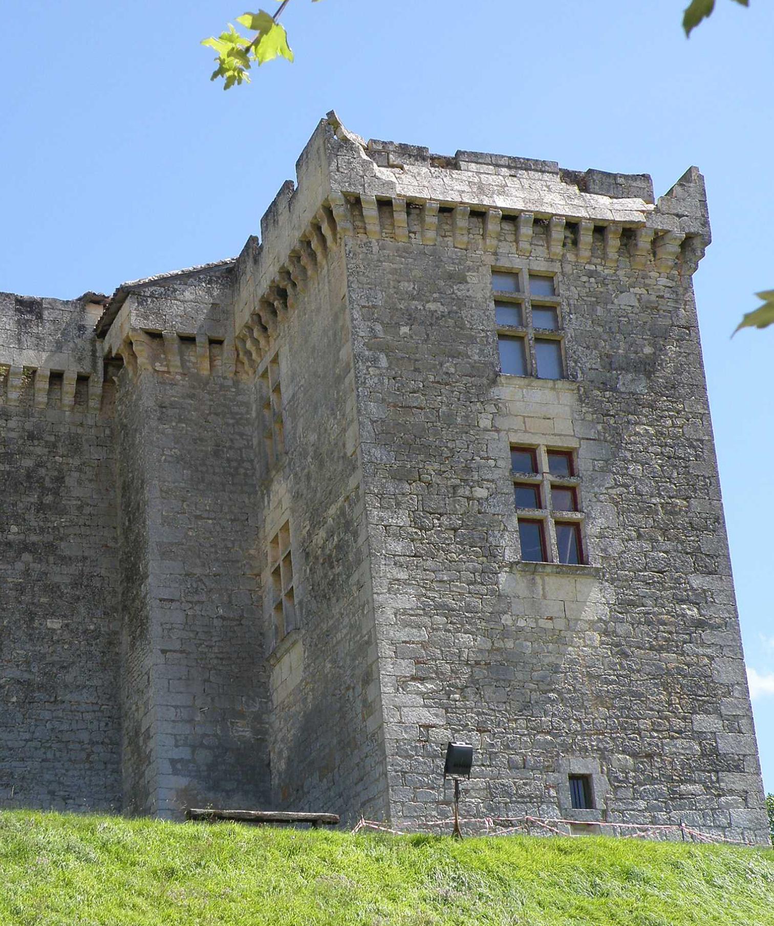 Château de la Coste (Lot)