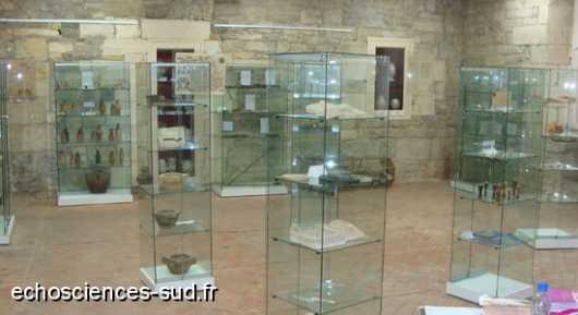 Musée Gallo-Romain d'Uxellodunum à Martel