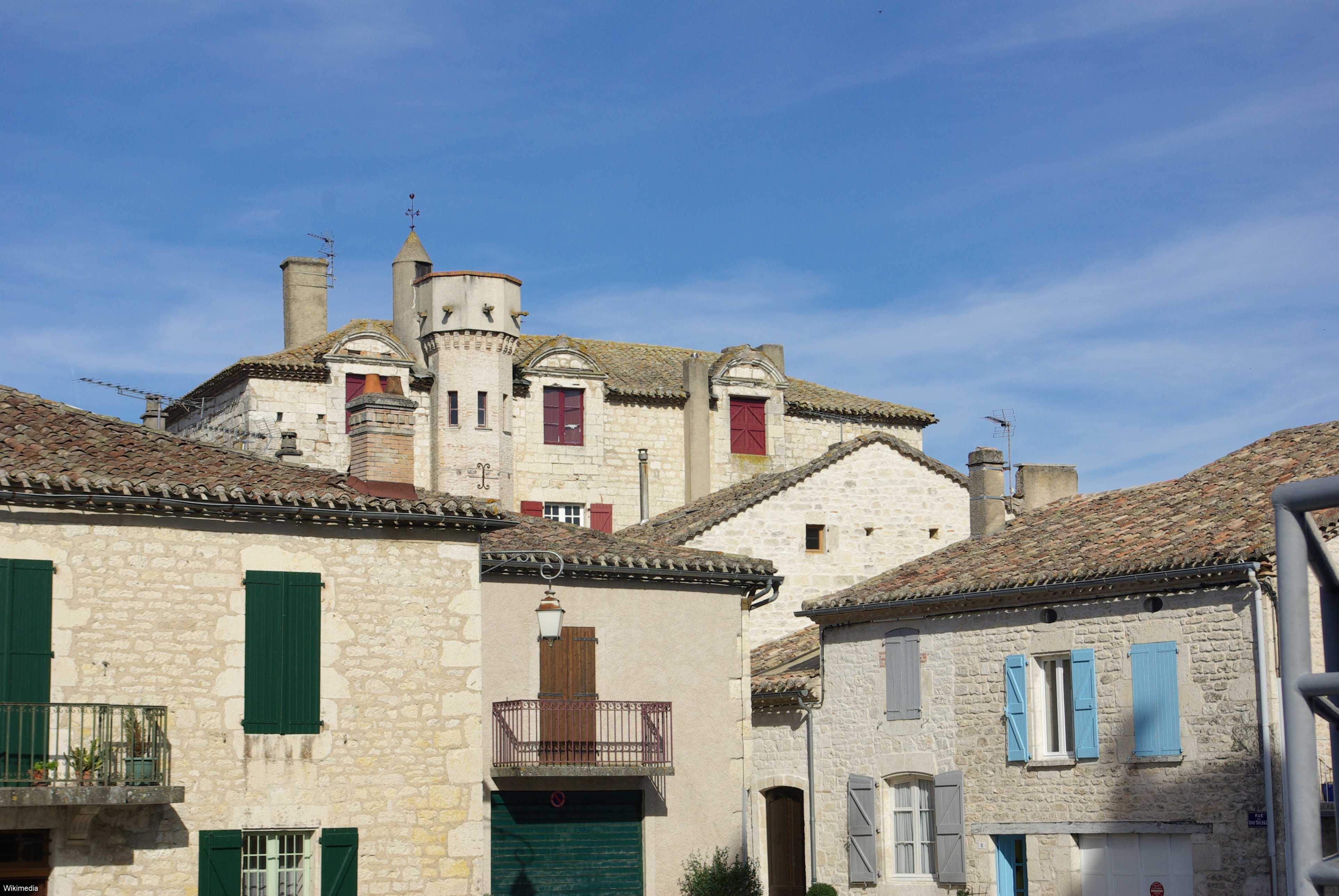 Château de Castelnau-Montratier - Lot