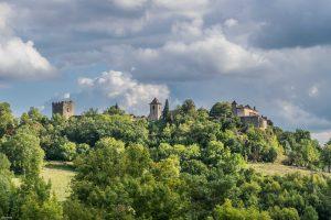 Visiter Capdenac-le-Haut : plus beau village de France en 2010